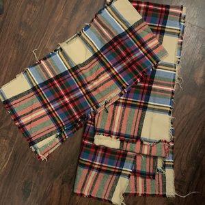 Mother Daughter matching scarf set